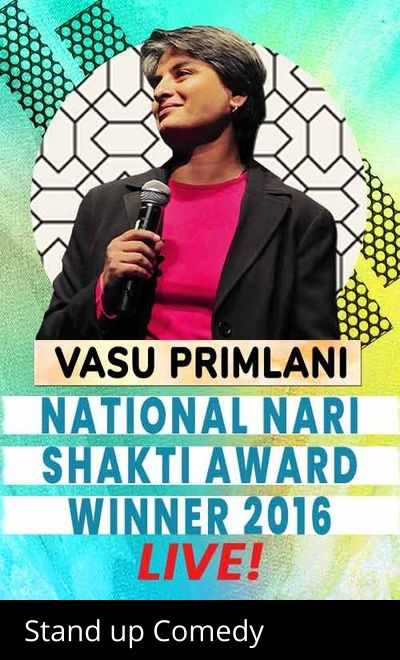 Vasu Primlani, National Woman Power Award Winner