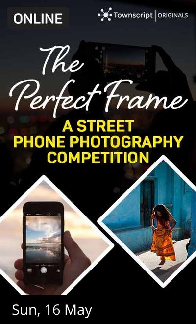 The Perfect Frame - Street Photography Competition