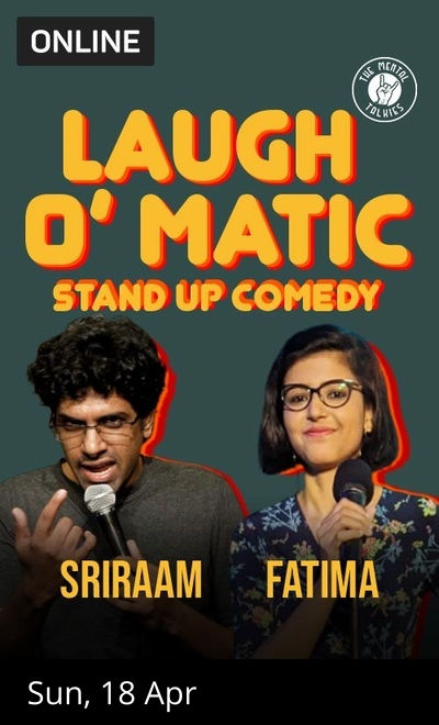 Laugh-O-Matic Stand Up