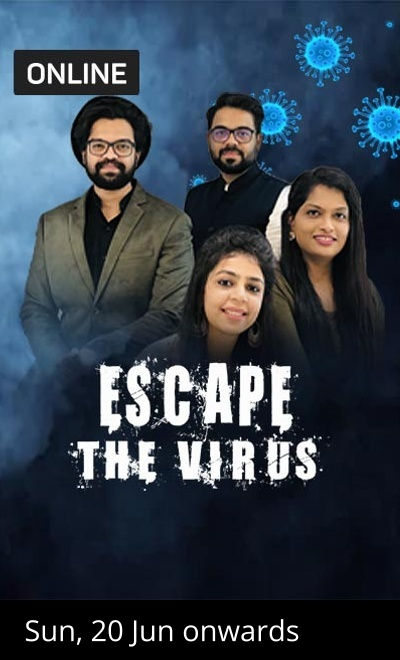 Escape the Virus - Mystery Case Phase 1