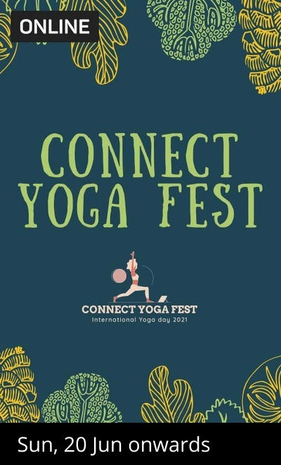 Connect Yoga Festival 2021