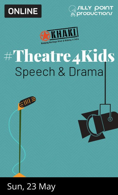 #Theatre4Kids : Speech and Drama