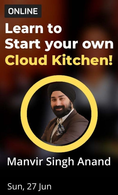 Start Your Own Cloud Kitchen by iVyoma