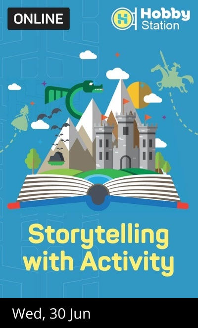 Storytelling with Activities-HobbyStation