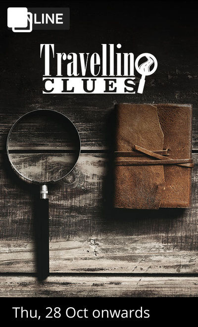 Travelling Clues - Online Games
