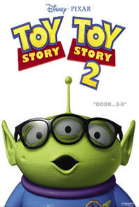 Toy Story 1 & 2(3D)