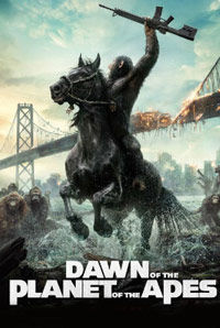 Dawn of the Planet of the Apes (2D)