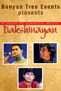 Dakshinayan (A Treat of Carnatic Music)