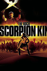 The Scorpion King (7D)