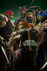 Teenage Mutant Ninja Turtles (2D) Hindi