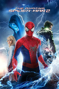 The Amazing Spider-Man 2  3D (4DX)