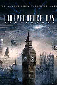 Independence Day Resurgence 2016 Bluray Dubbed In Hindi HD Download