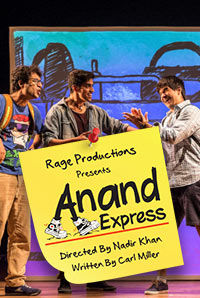 Rage Productions Anand Express