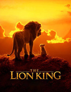 Book Tickets for The Lion King (3D Hindi) Movie at PVR: VR Punjab