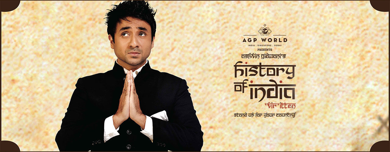 History of India - VIRitten feat. Vir Das (Pune)  in