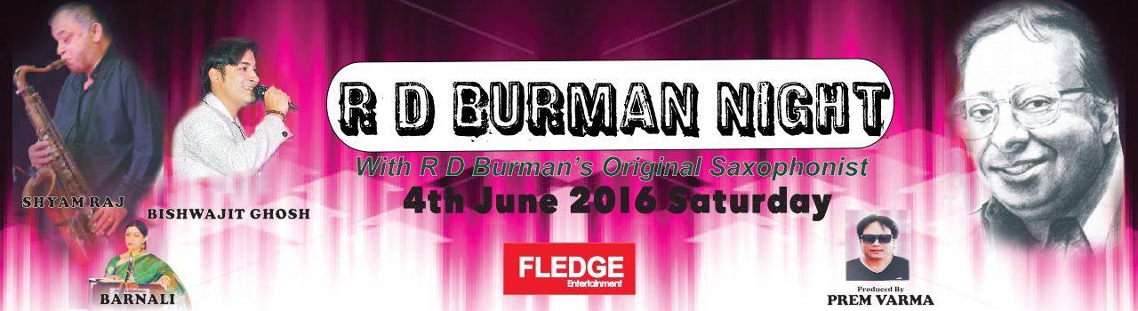 R.D Burman Night