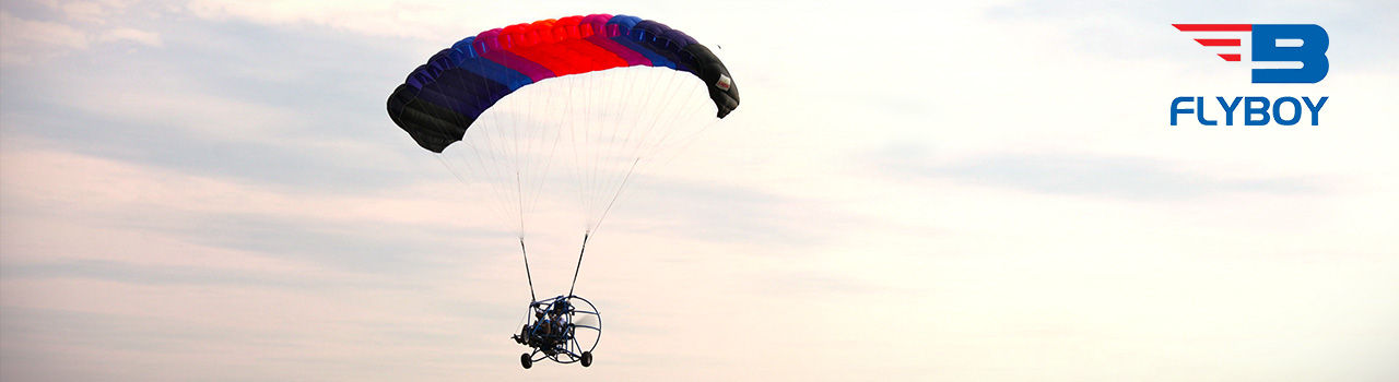 Air Safari in Flyboy Aero Park: Gurgoan