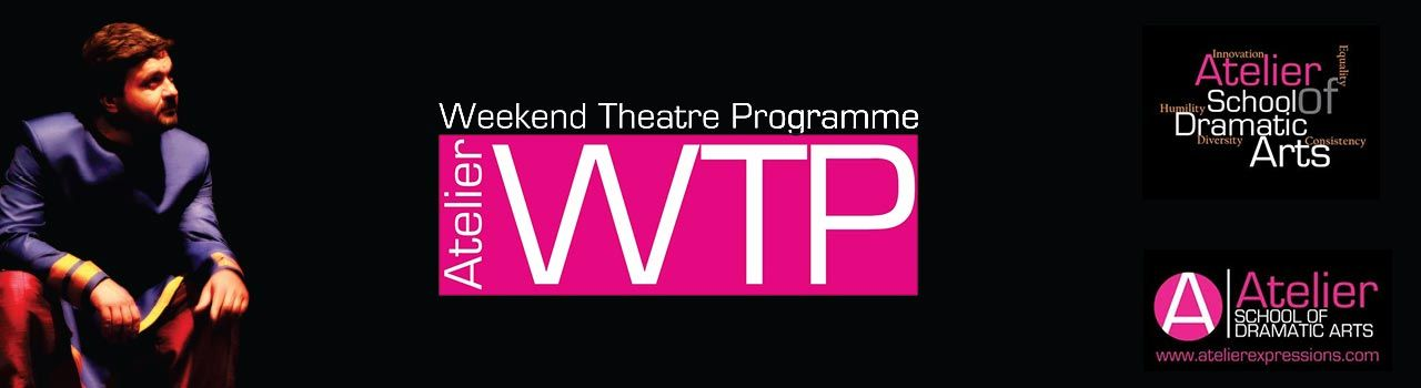 Atelier's Weekend Theatre Programme in Atelier Studio: New Delhi