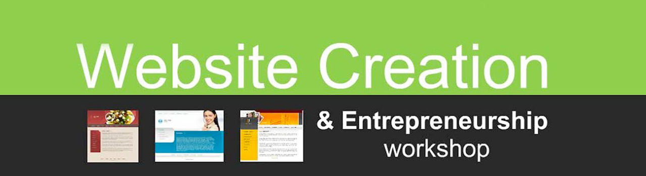 0 - 100 Website Creation and Entrepreneurship Workshop  in Tekinar: Bengaluru
