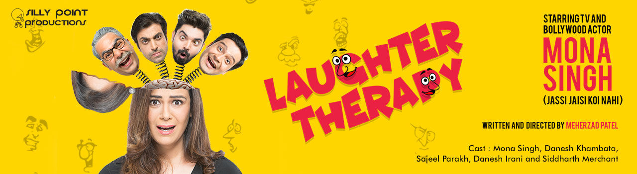 Laughter Therapy in Tata Theatre: NCPA