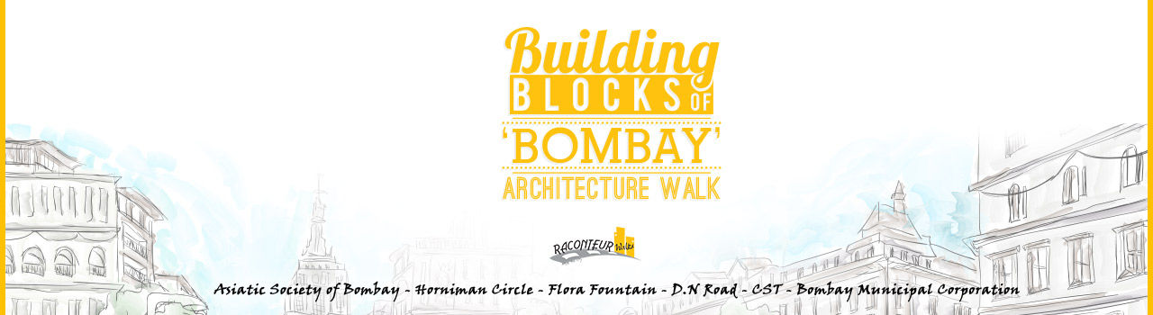 #Building Blocks of 'Bombay' : Architecture Walk  in The Asiatic Society Mumbai Town Hall: Mumbai