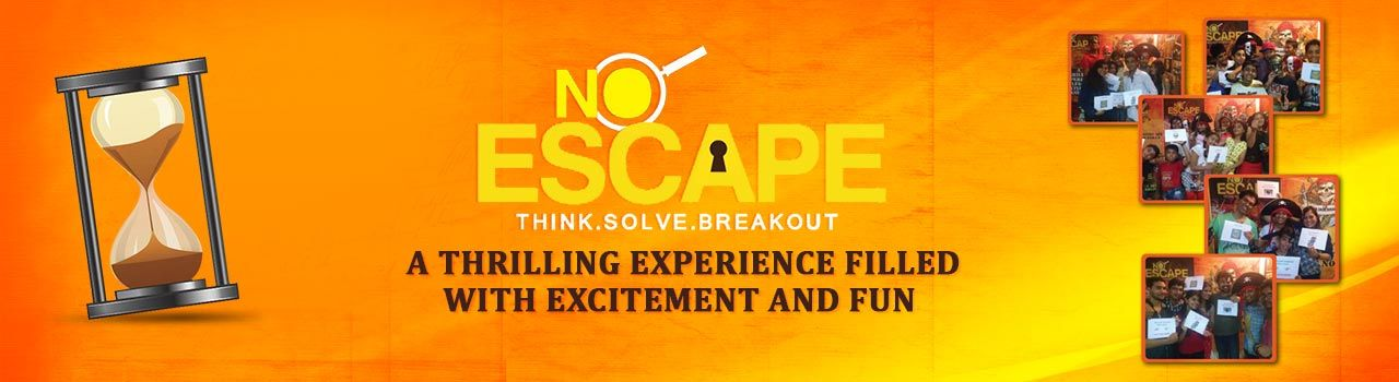 No Escape  in No Escape: Mumbai