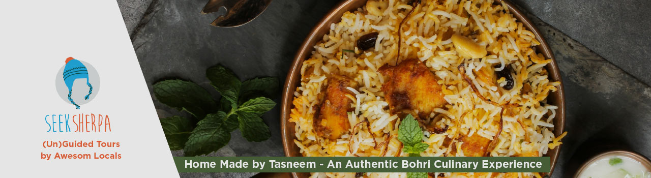 Home Made by Tasneem - An Authentic Bohri Culinary Experience  in 3rd Victoria Cross Lane: Mumbai