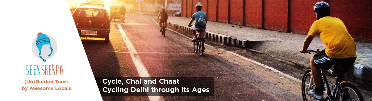 Cycle, Chai and Chaat! in