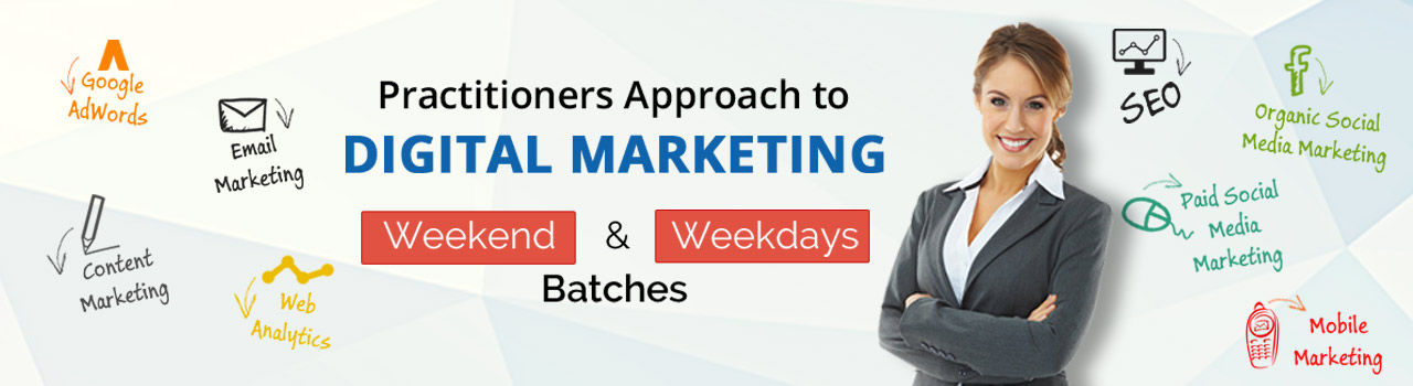Practitioners Approach To Digital Marketing: Hands-On Workshop in Noida  in KnowledgeWoods Consulting: Noida