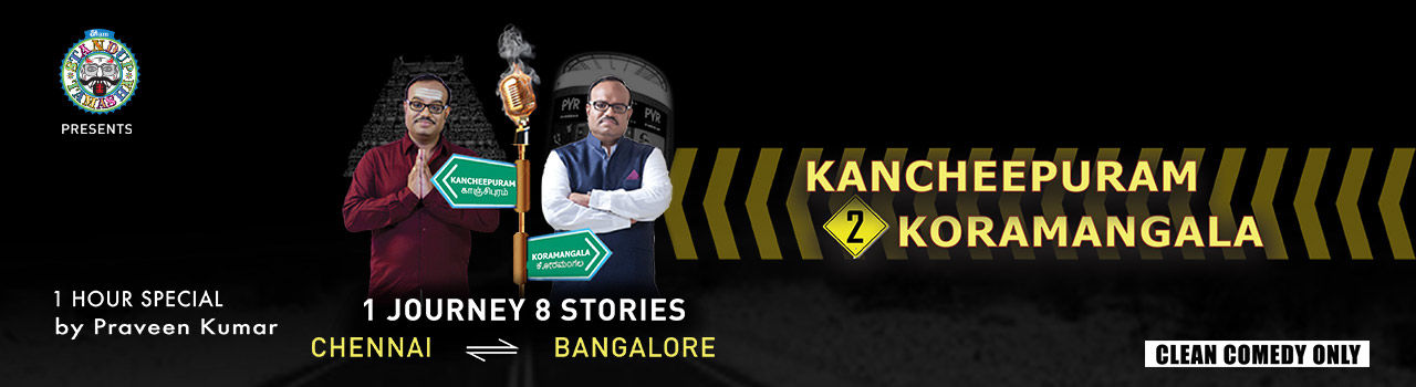 Evam Presents Kancheepuram to Koramangala