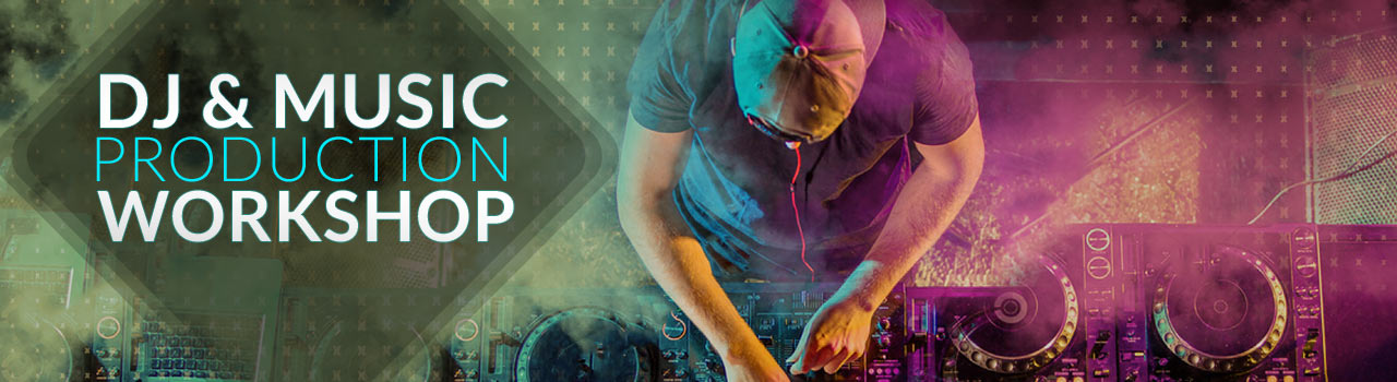 DJ & Music Production Workshop in Ganga Carnation: Pune