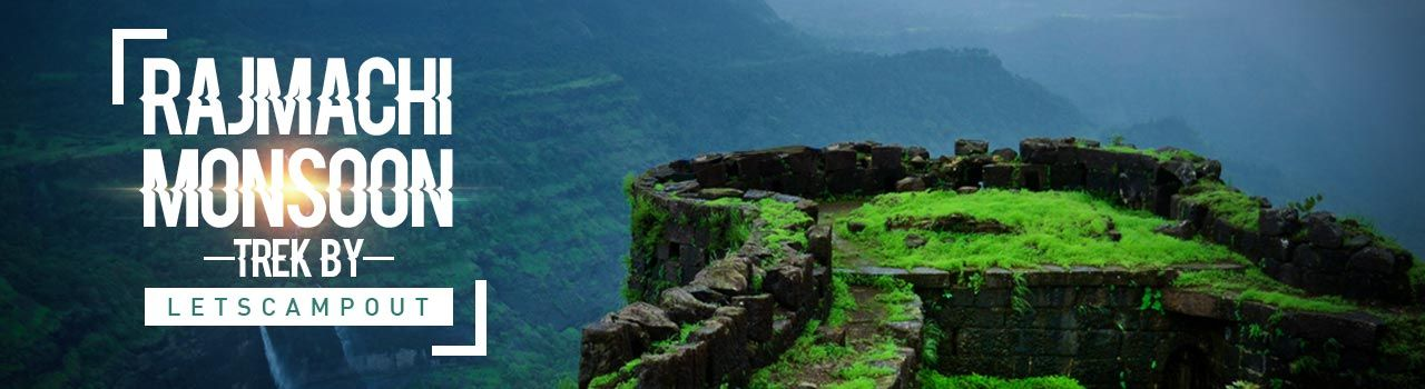 Rajmachi Monsoon Trek by Letscampout  in Letscampout: Lonavala