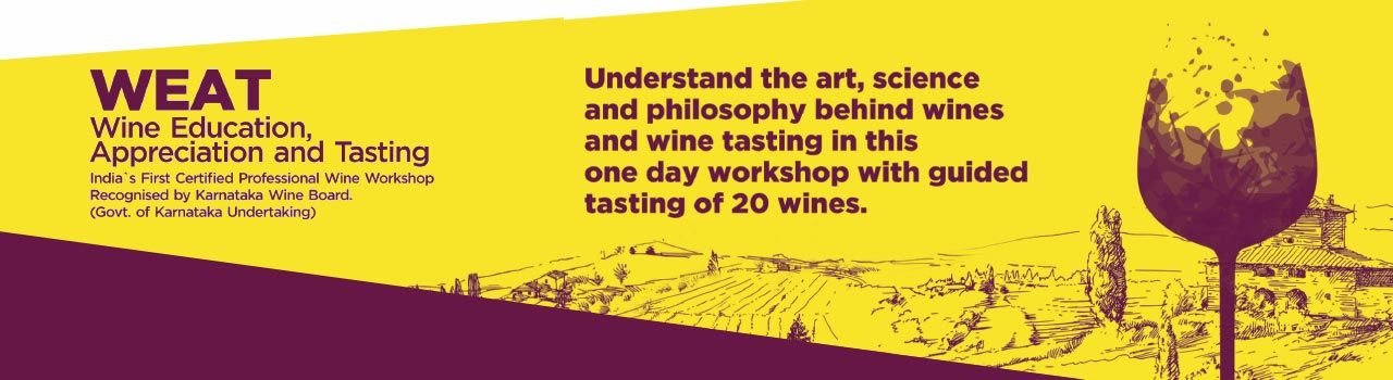 WEAT (Wine Education, Appreciation and Tasting) in