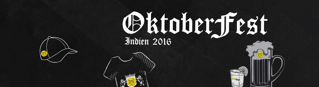 Oktoberfest Indian 2016  in ZooBar: Mumbai