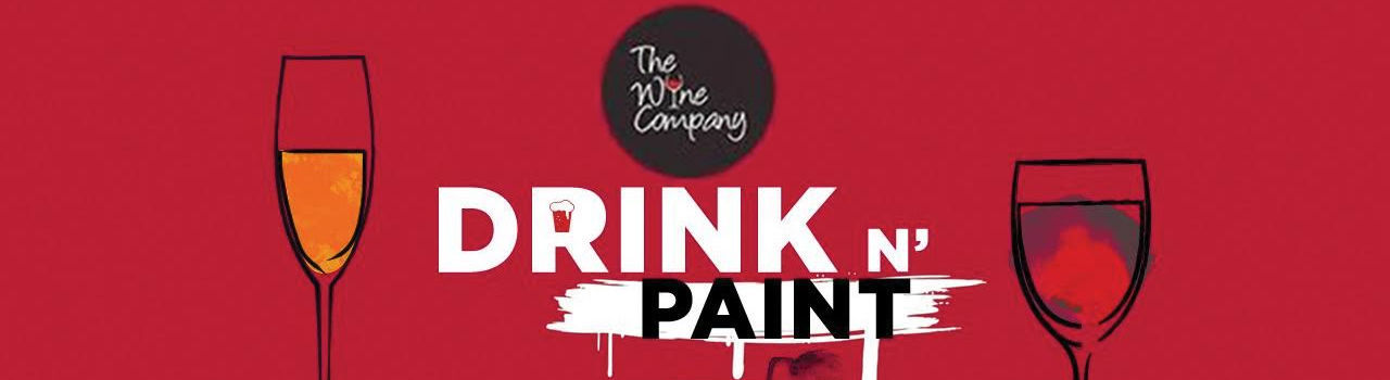Drink N' Paint  in The Wine Company : Gurgaon