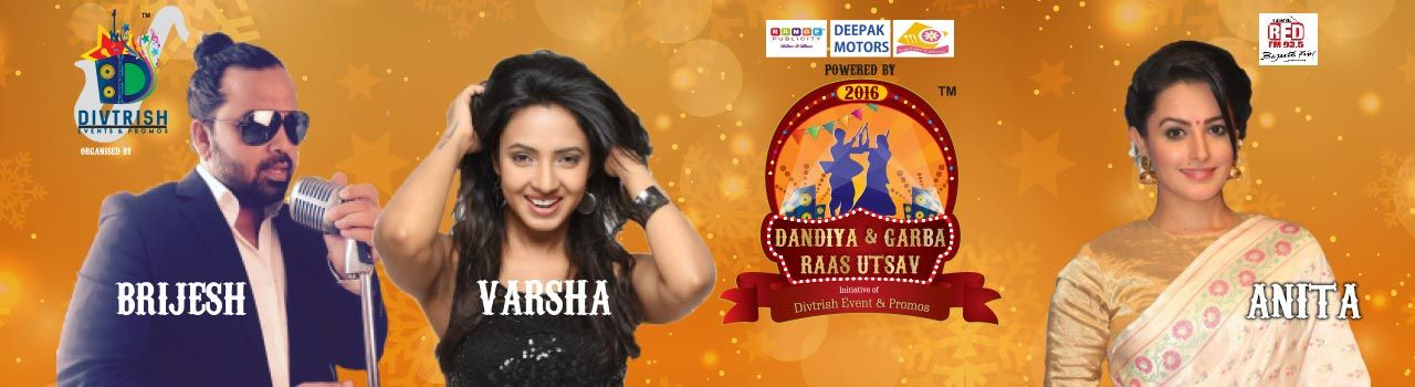 Dandiya and Garba Raas Utsav 2016  in Rajyog Lawns : Pune