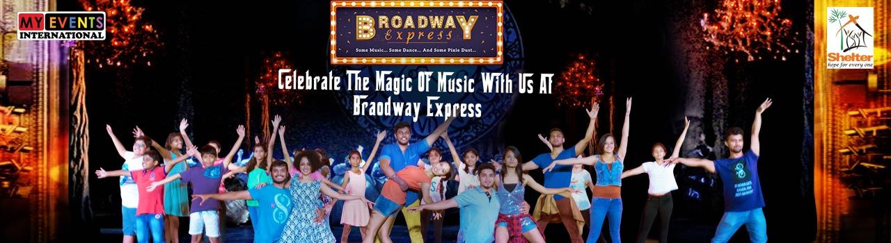 Broadway Express  in The Music Academy: Chennai