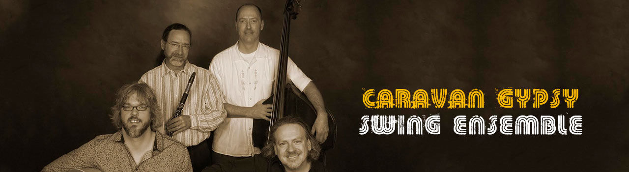 Caravan Gypsy Swing Ensemble  in Windmills Craftworks: Bengaluru
