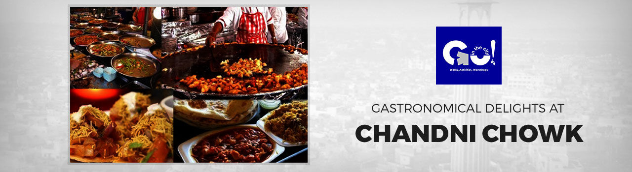 Gastronomical Delights at Chandni Chowk  in Chandni Chowk Metro Station: Delhi