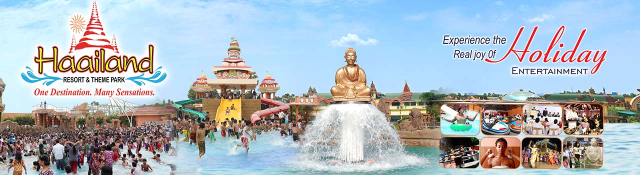 Haailand Resort and Theme Park  in Haailand Resorts: Vijayawada