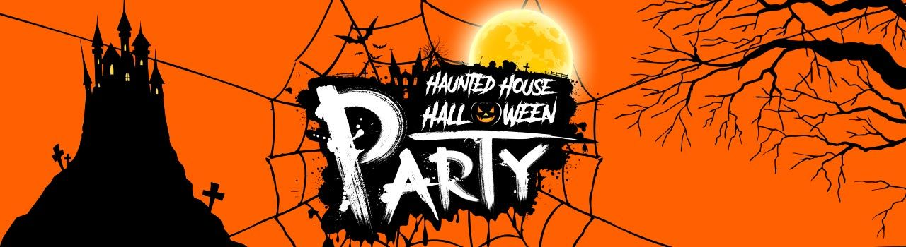 Haunted House Halloween Party  in Gymboree Jubilee Hills: Hyderabad