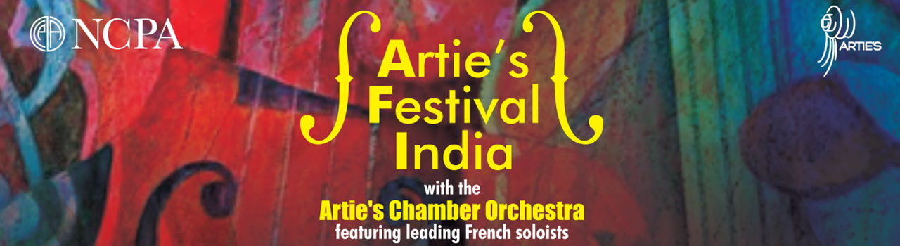 Artie's Festival November 2016 With Artie's Chamber Orchestra (9th Nov)  in Tata Theatre: NCPA