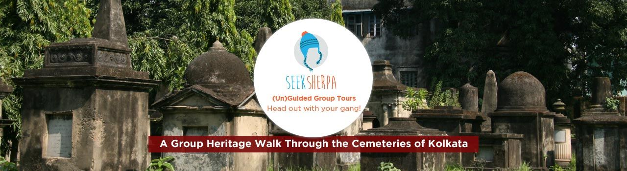 A Group Heritage Walk Through the Cemeteries of Kolkata  in Outside General Post Office: Kolkata