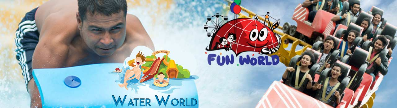 Fun World and Water World  in Fun World : Bengaluru