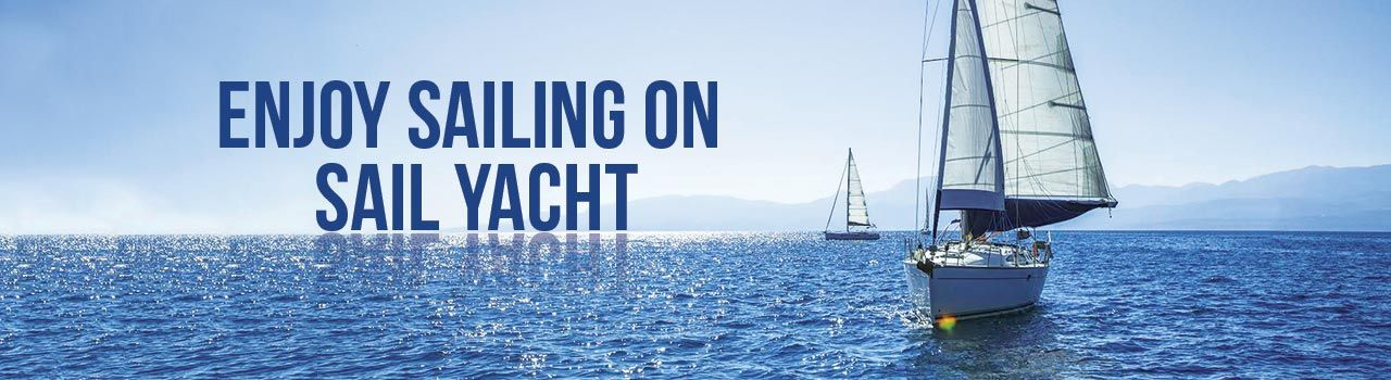 Enjoy Sailing on Sail Yacht  in Blue Whale Water Sports: Mumbai