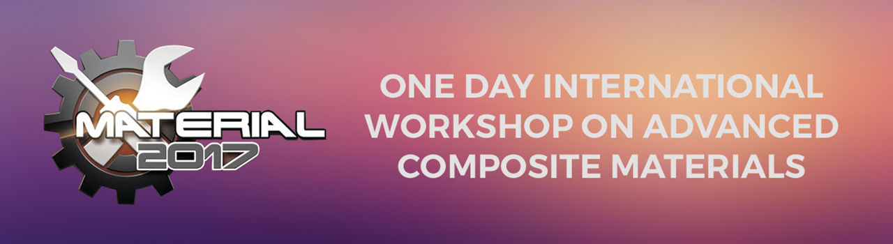 One-Day International Workshop On Advanced Composite Materials  in ICSA Program Center: Chennai
