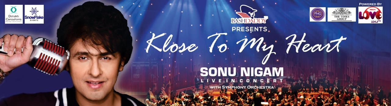 Sonu Nigam Live in Concert - Klose To My Heart  in Mahalakshmi Lawns: Pune