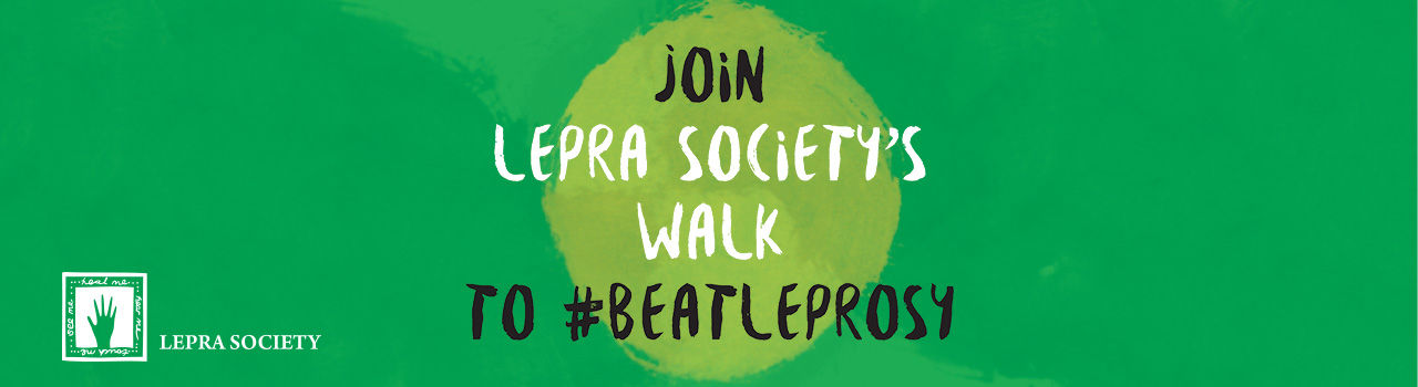 Walk To Beat Leprosy  in Peoples Plaza: Hyderabad