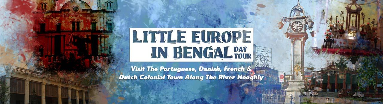 Little Europe In Bengal (Day Tour): Visit The Portuguese, Danish, French And Dutch Colonial Town Along The River Hooghly in Rabindra Sadan: Kolkata