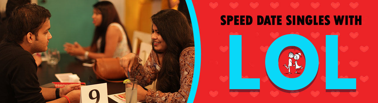 Speed Date Singles with LOL  in Nando's: Gurgaon
